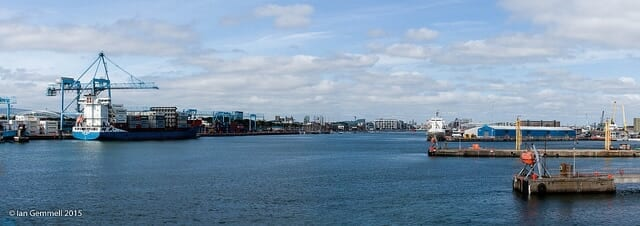 Mouth of the Liffey