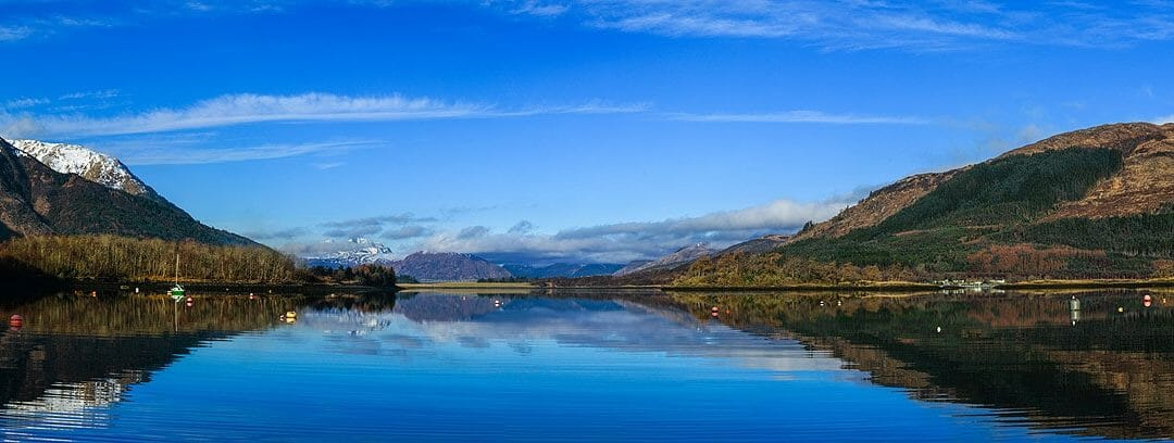 Loch Leven Reflections